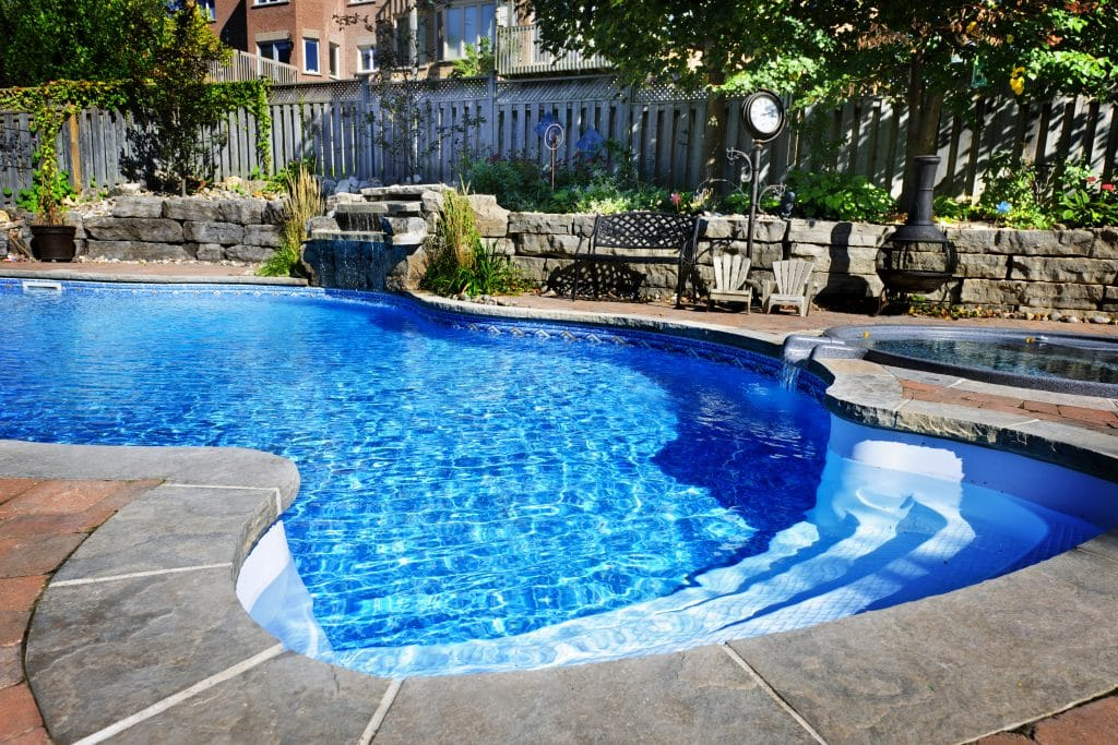 increase the value of your home with a swimming pool