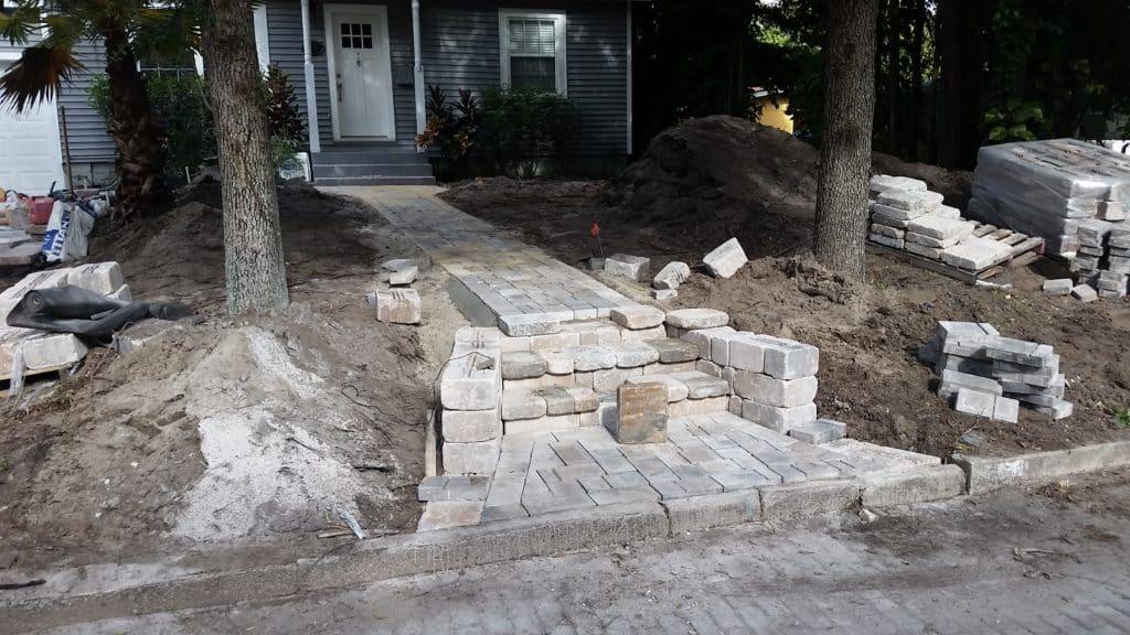 3 Front Walkway Ideas
