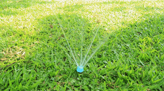 Let Us Install New Irrigation System